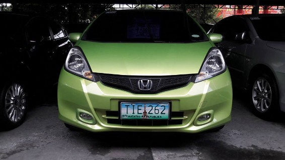 Honda Jazz 2012 AT - 588T photo