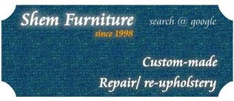 Shem Furniture Sofa Re upholstery Repair Fix photo