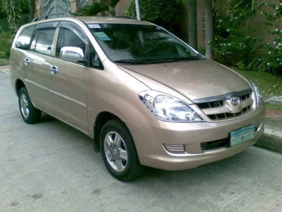 Toyota Innova for Rent photo