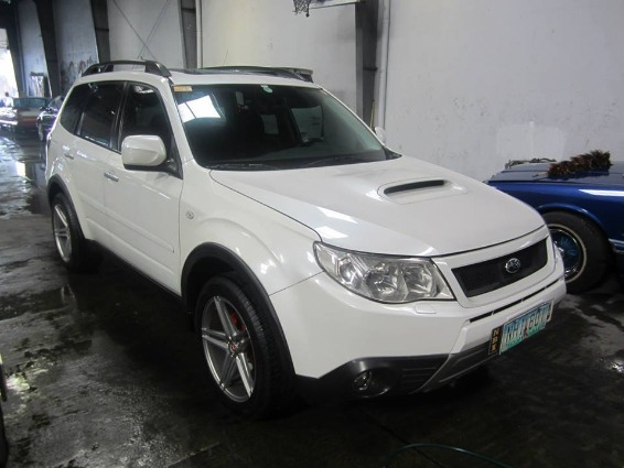 Subaru Forester 2.5 Turbo MT 2009 - 678T image 2
