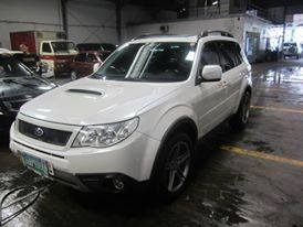 Subaru Forester 2.5 Turbo MT 2009 - 678T image 4