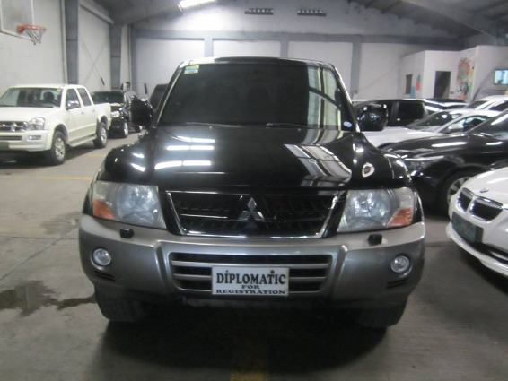 Mitsubishi Pajero 2005 AT -488T photo