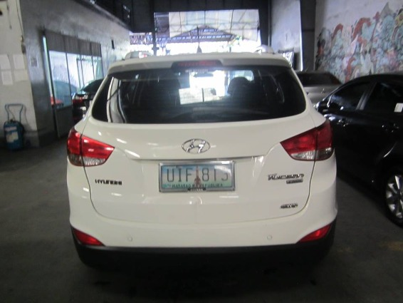 Hyundai Tucson 2012 AT Dsl 4WD - 758T photo