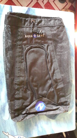 Aqua Lung Ocean Deluxe Mesh Backpack photo