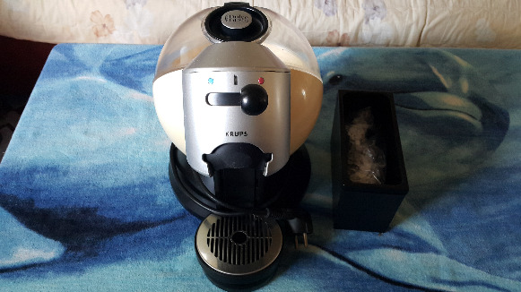Nescafe Dolce Gusto Single-Serve Coffee Machine by Krups photo