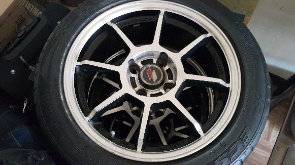 Kumho Tires with Raiden by Lens Rims image 2