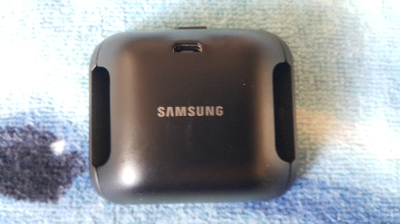 Samsung Charging Cradle Dock for Galaxy Gear Smart Watch(Model No: SM-V700) image 2