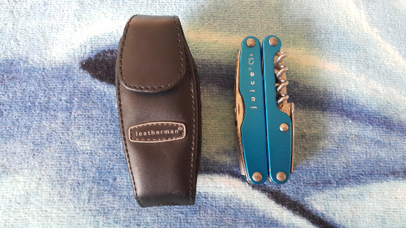 Leatherman - Juice® CS4 Multi-Tool, Columbia Blue image 2