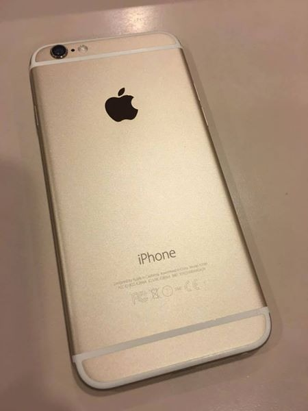 iPhone 6 16GB Globelocked Gold LTE Complete image 2