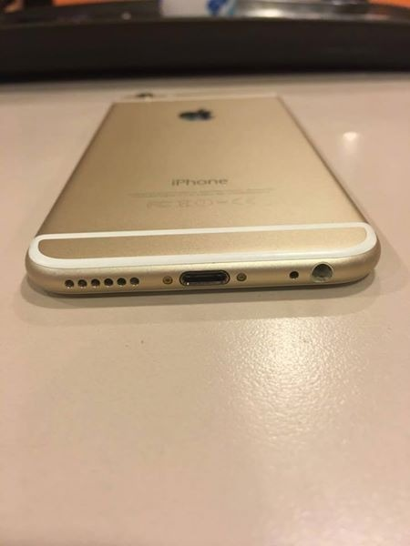 iPhone 6 16GB Globelocked Gold LTE Complete image 3