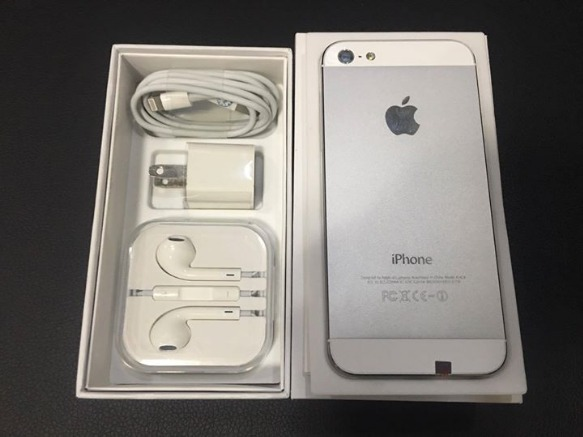 Iphone5 16gb Openline Complete White image 2