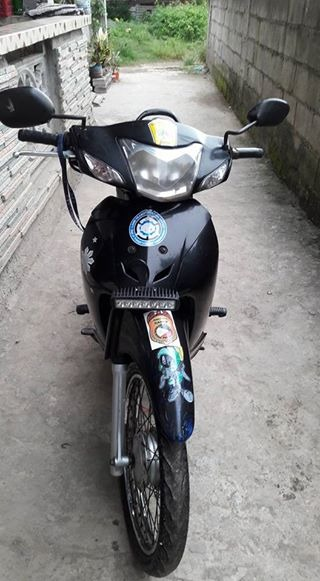 Honda wave 2007 aquired photo