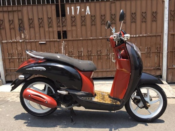 Honda Scoopy 2011 photo