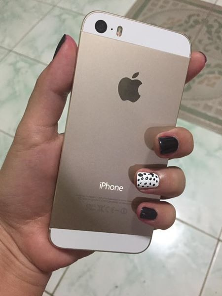 Iphone 5S, GOLD, 32GB, Openline image 5