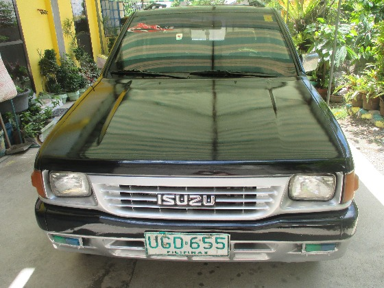 Isuzu fuego Pickup 4x2  1998 photo
