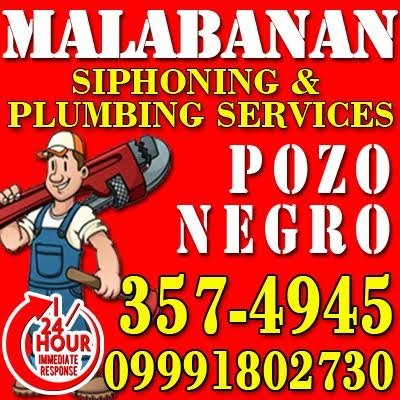 mct malabanan septic tank siphoning services photo