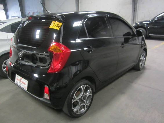 Kia Picanto 2016 EX AT - 428T image 4