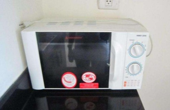 Hanabishi microwave oven photo