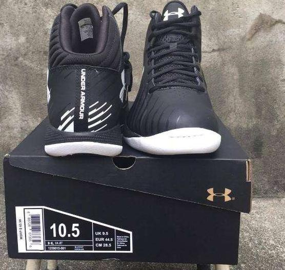 Under Armour Mens Basketball shoes image 2