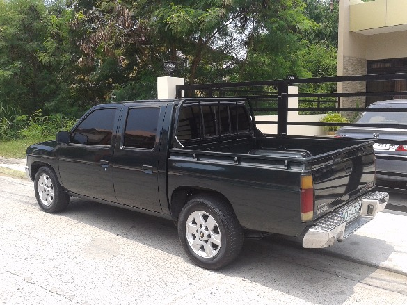 1998 nissan power eagle pick up 16
