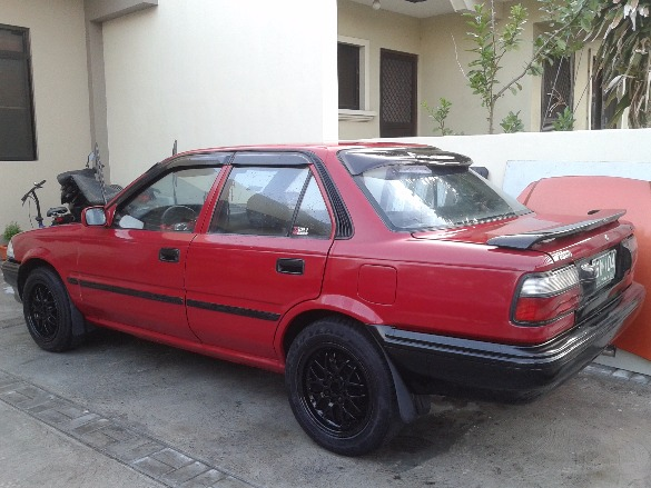 1991 toyota corolla xl5 manual 15