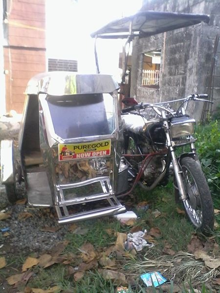 Racal 125 w/sidecar 2011 model photo