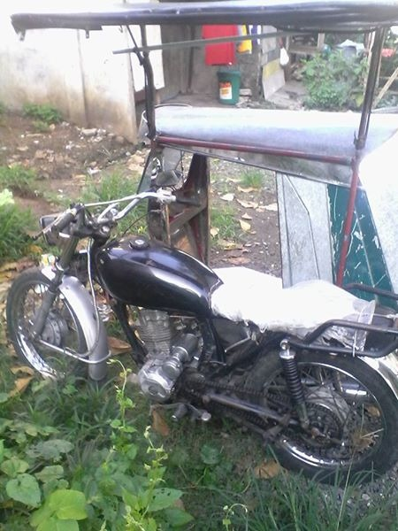 Racal 125 w/sidecar 2011 model image 2