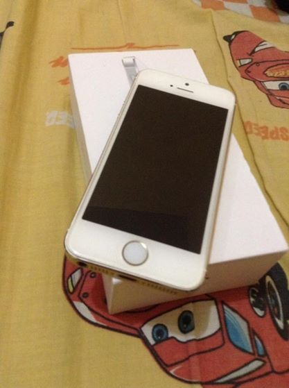 iphone 5s 32gb gold image 2