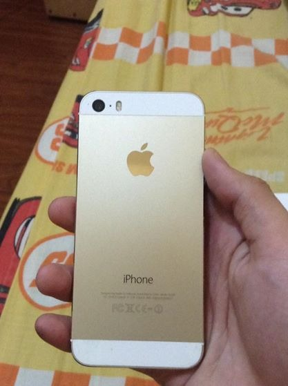 iphone 5s 32gb gold image 4