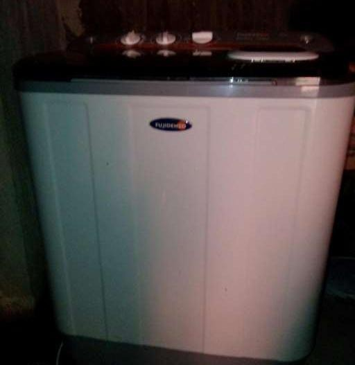 Washing machine fujidenzo 6kg.almost brand new photo