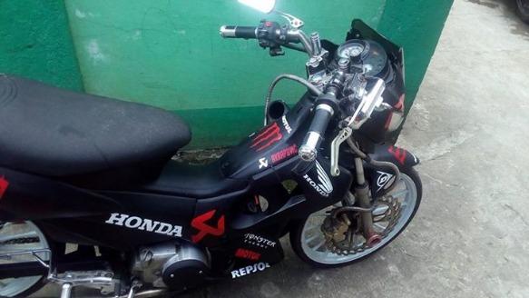 Used Honda Xrm Motorcycle Lapu Lapu City