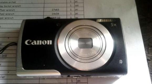 Digital Camera CANON photo