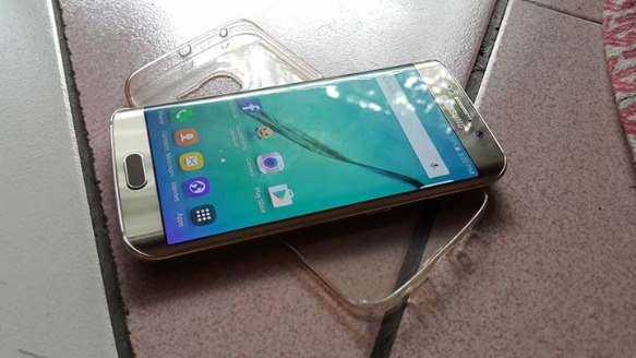 Samsung Galaxy S6 Edge 32gb photo