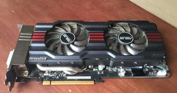 Asus GTX770 DirectCu II OC 2GB DDR5 256bit photo