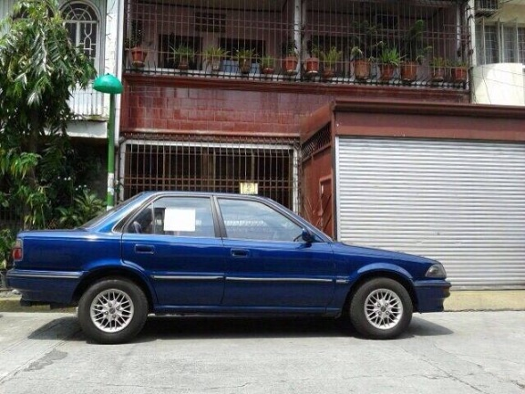1991 toyota corolla GL 1.6 16valve. photo
