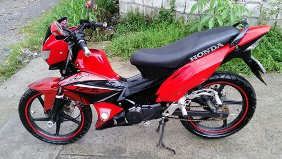 Honda xrm 125 motard edition rush sale photo