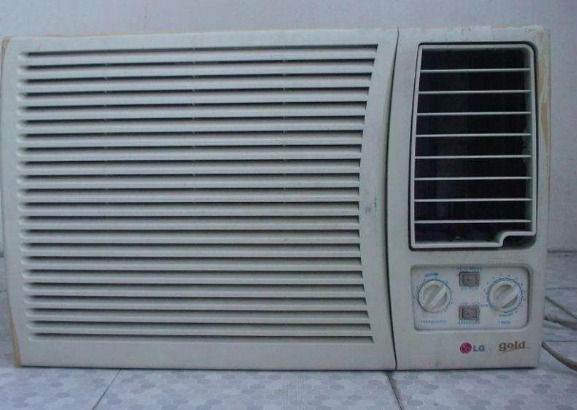 Aircon LG window type photo
