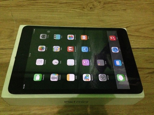 iPad Mini Wi-Fi + Cellular 3G LTE 16Gb Factory Unlock photo