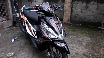 Suzuki Skydrive 125 REGISTERED photo