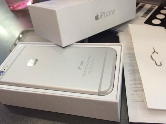 Iphone 6 16gb silver factory unlocked!!!! image 2