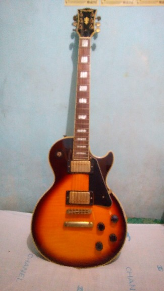 Les Paul Electric Guitar image 2