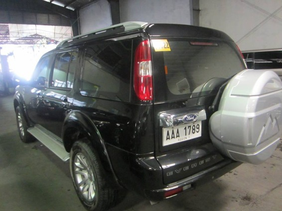 Ford Everest MT 2014 - 868T photo
