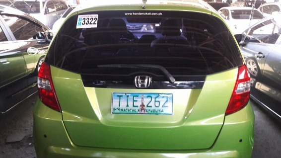 Honda Jazz 2012 AT - 588T image 3