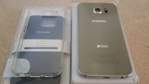 Samsung Galaxy S6 duos (SM-G920F) local variant image 2