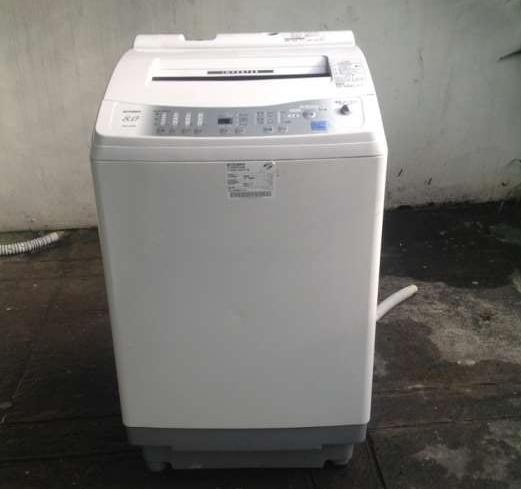 Washing machines(8kg mitsubshi inverter) photo