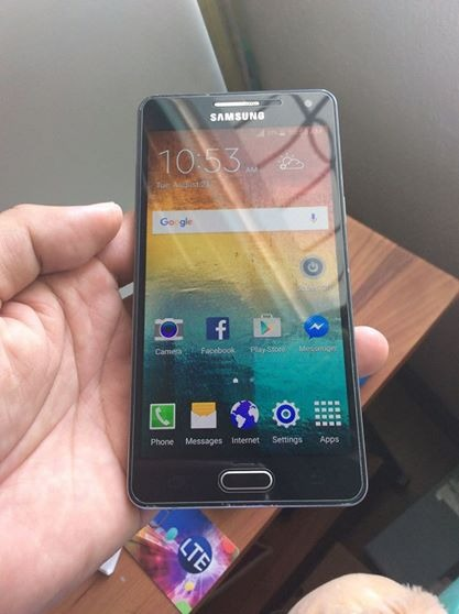 Samsung galaxy A5 LTE photo