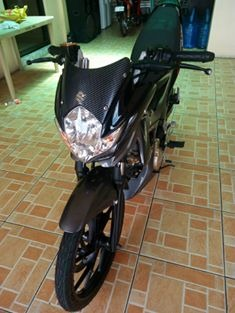 Suzuki raider r150 2012model photo