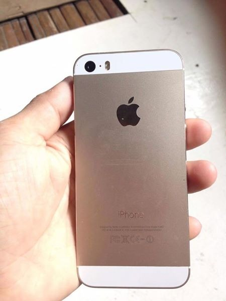 IPhone 5s 64gb Gold image 2