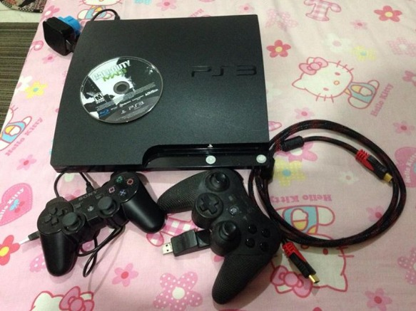 Sony ps3 photo