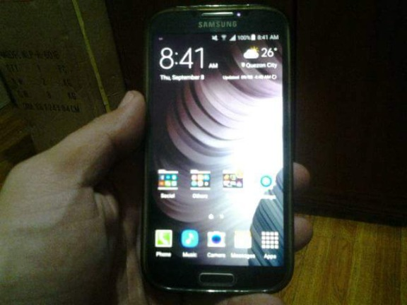 Samsung S4 GT9505 image 1